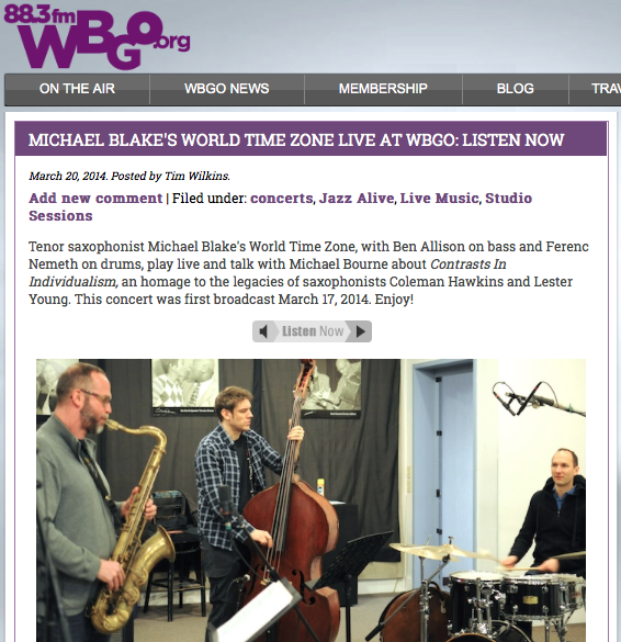 WBGO-Blake